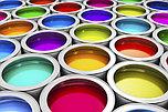 Краски аэрозольные